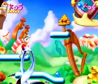 Screenshot Thumbnail / Media File 1 for Rayman [U]
